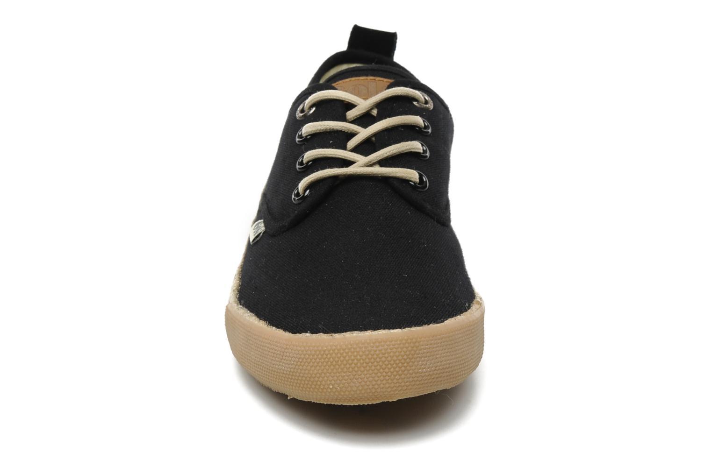 Sneaker Gola Vulture schwarz schuhe getragen