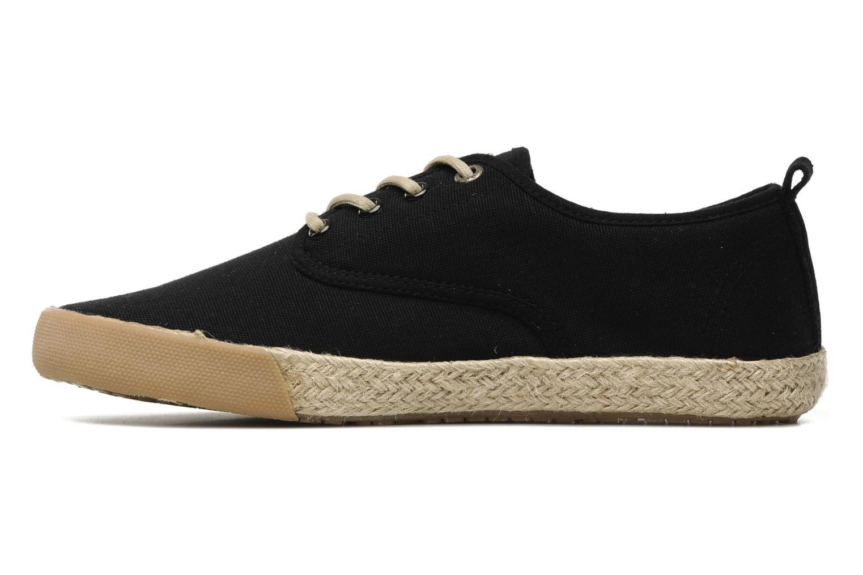 Sneakers Gola Vulture Zwart voorkant