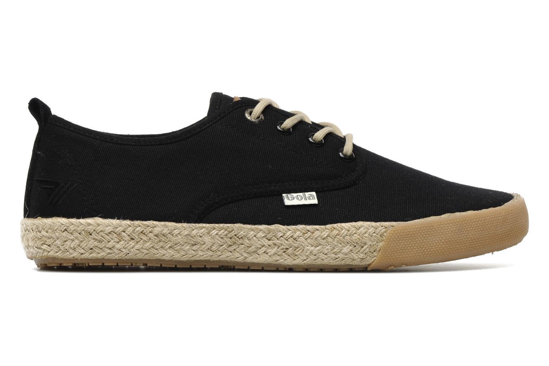 Sneakers Gola Vulture Zwart achterkant