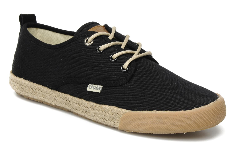 Sneakers Gola Vulture Zwart detail