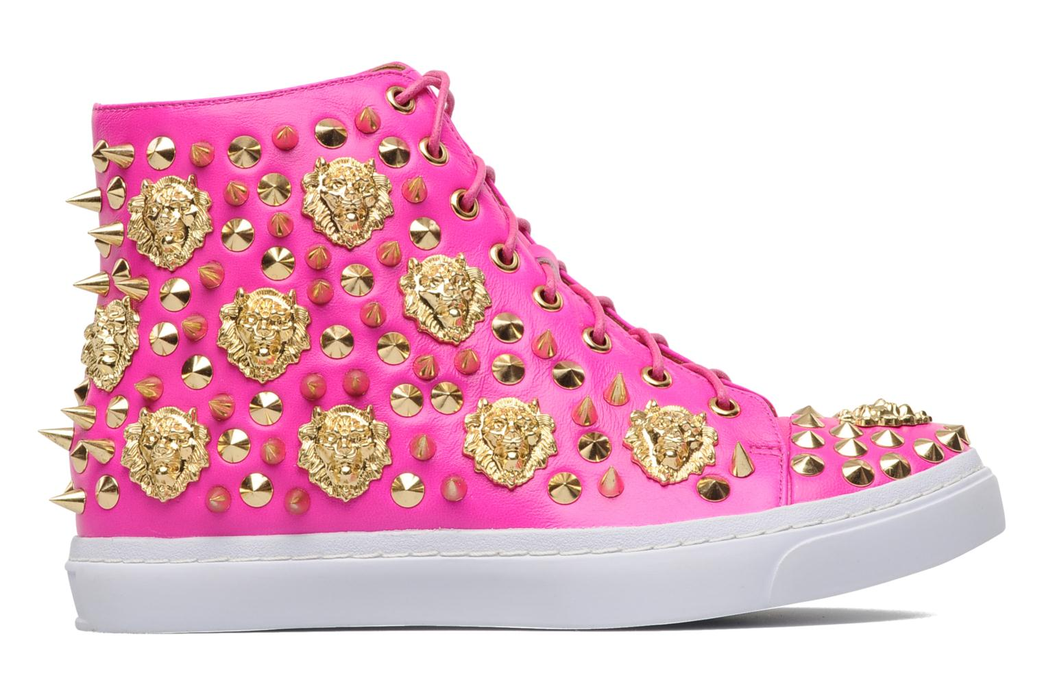 Adams Lion Fuschia/Gold