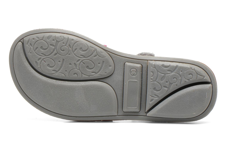 Sandali e scarpe aperte Minibel Chana Bianco immagine dall'alto