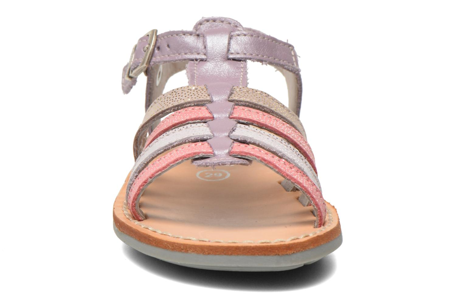 Sandals Minibel Chana Purple model view