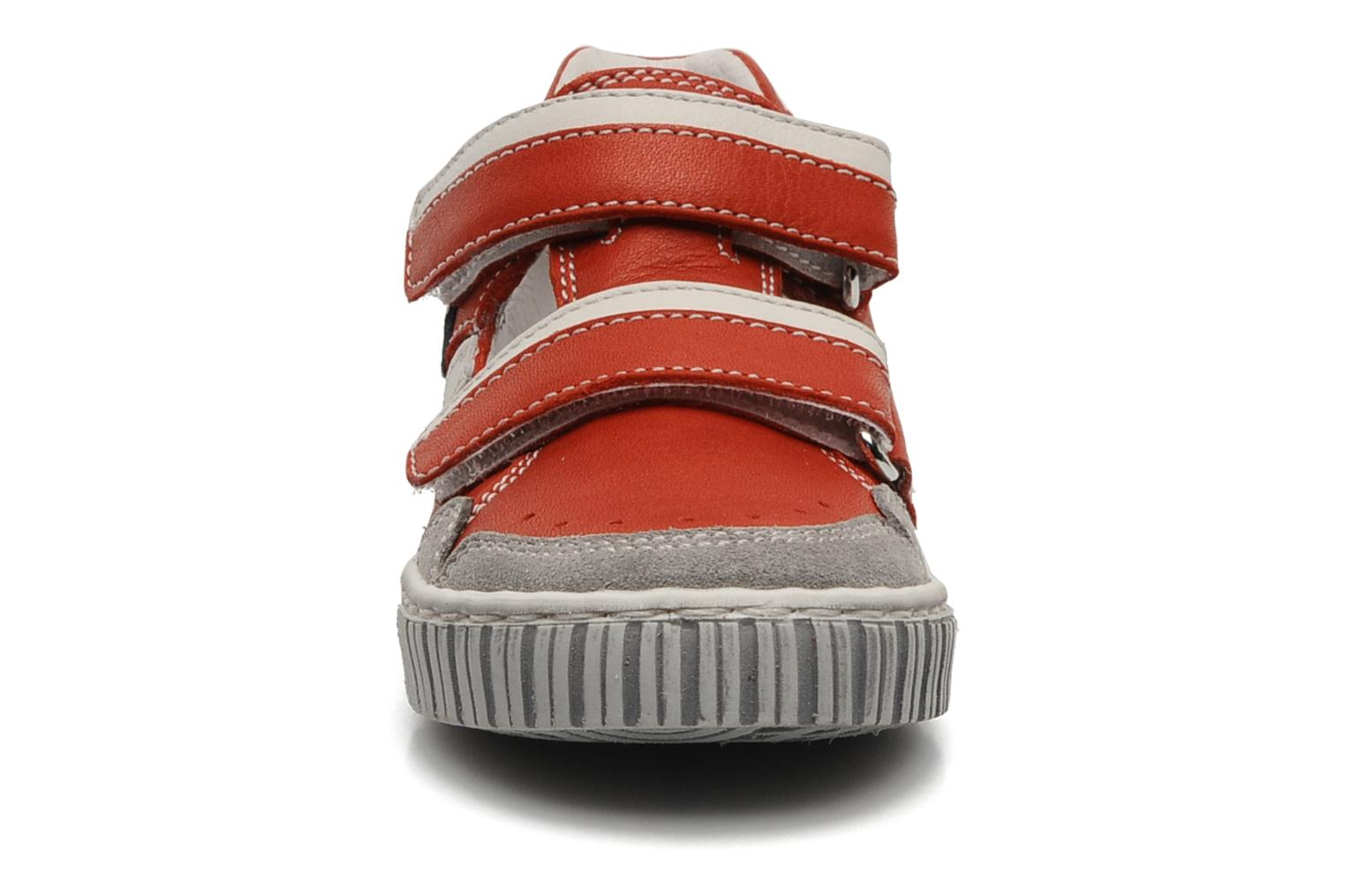 Trainers Romagnoli Nathan Red model view