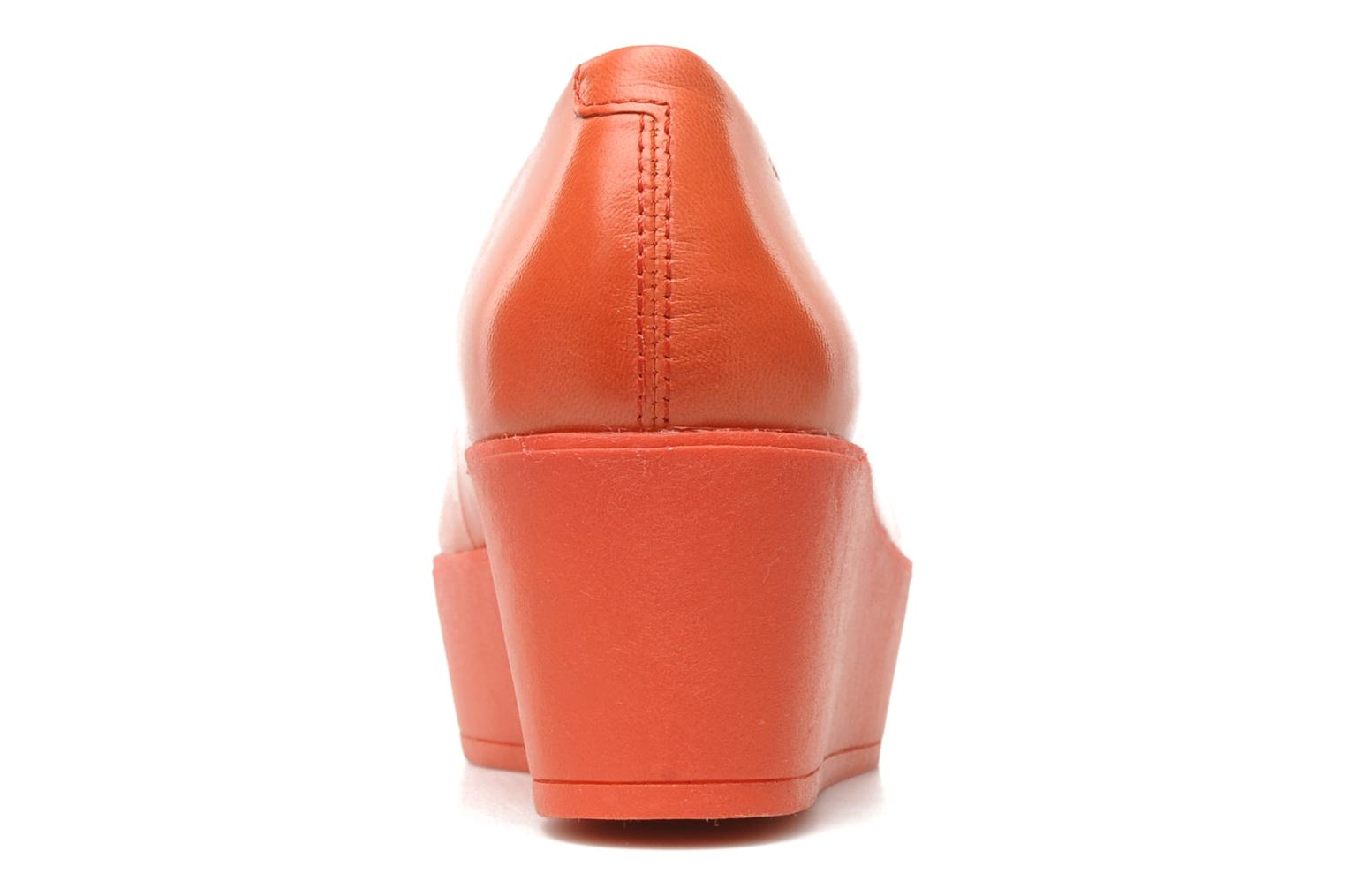 Ballet pumps Vagabond BERLIN 3529-501 Orange view from the right