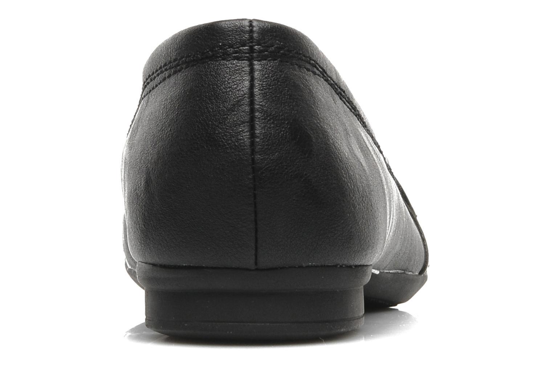 Ballerines I Love Shoes Suzette Noir vue droite