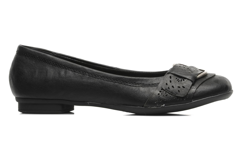 Ballerines I Love Shoes Suzette Noir vue derrière