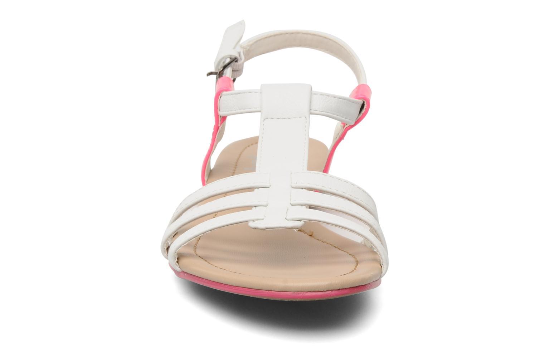Sandalen I Love Shoes Summer weiß schuhe getragen