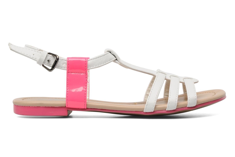 Sandalen I Love Shoes Summer weiß ansicht von hinten