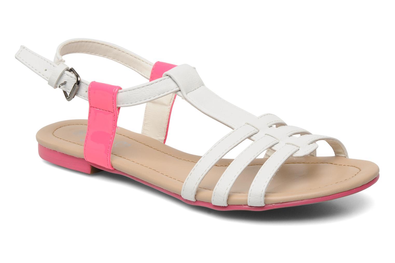 Sandalen I Love Shoes Summer Wit detail