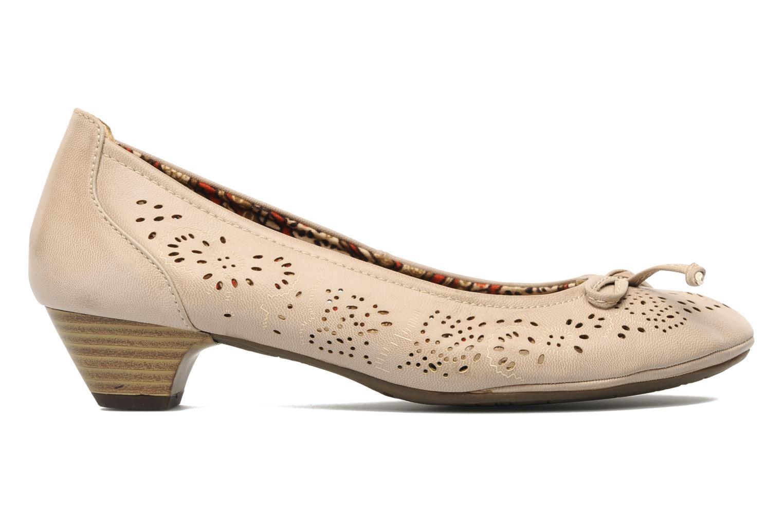 Escarpins I Love Shoes Sultana Beige vue derrière