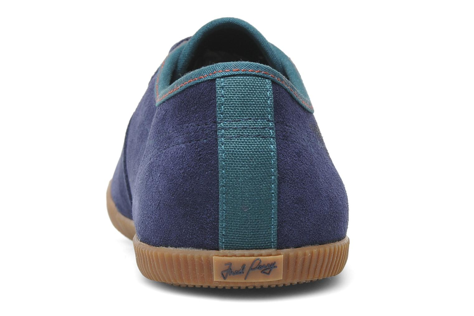 HAYES UNLINED SUEDE 266 CARBON BLUE