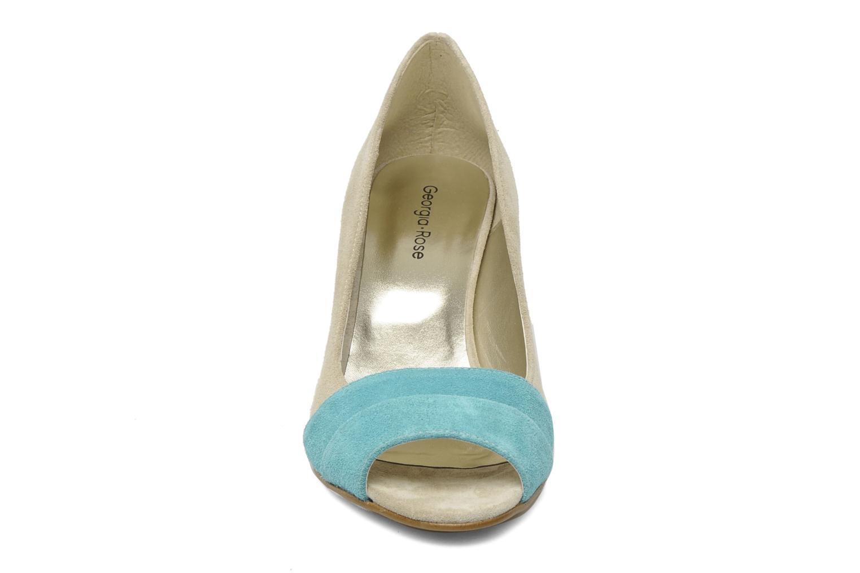 Escarpins Georgia Rose Luisella Beige vue portées chaussures