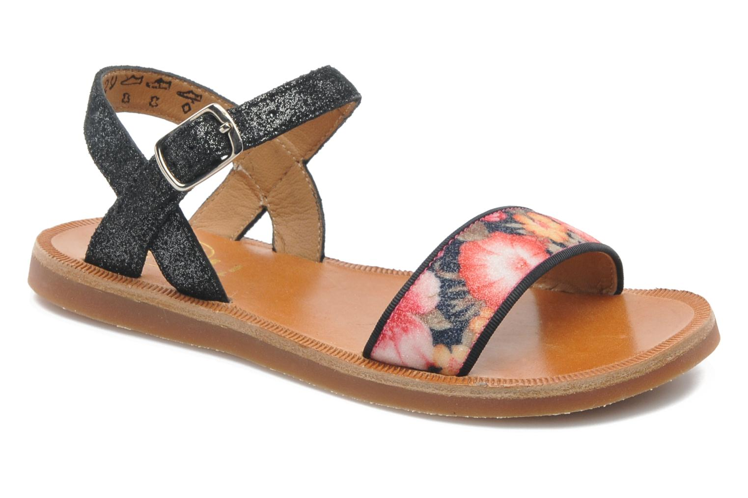 Plagette Buckle Tao Black/multi