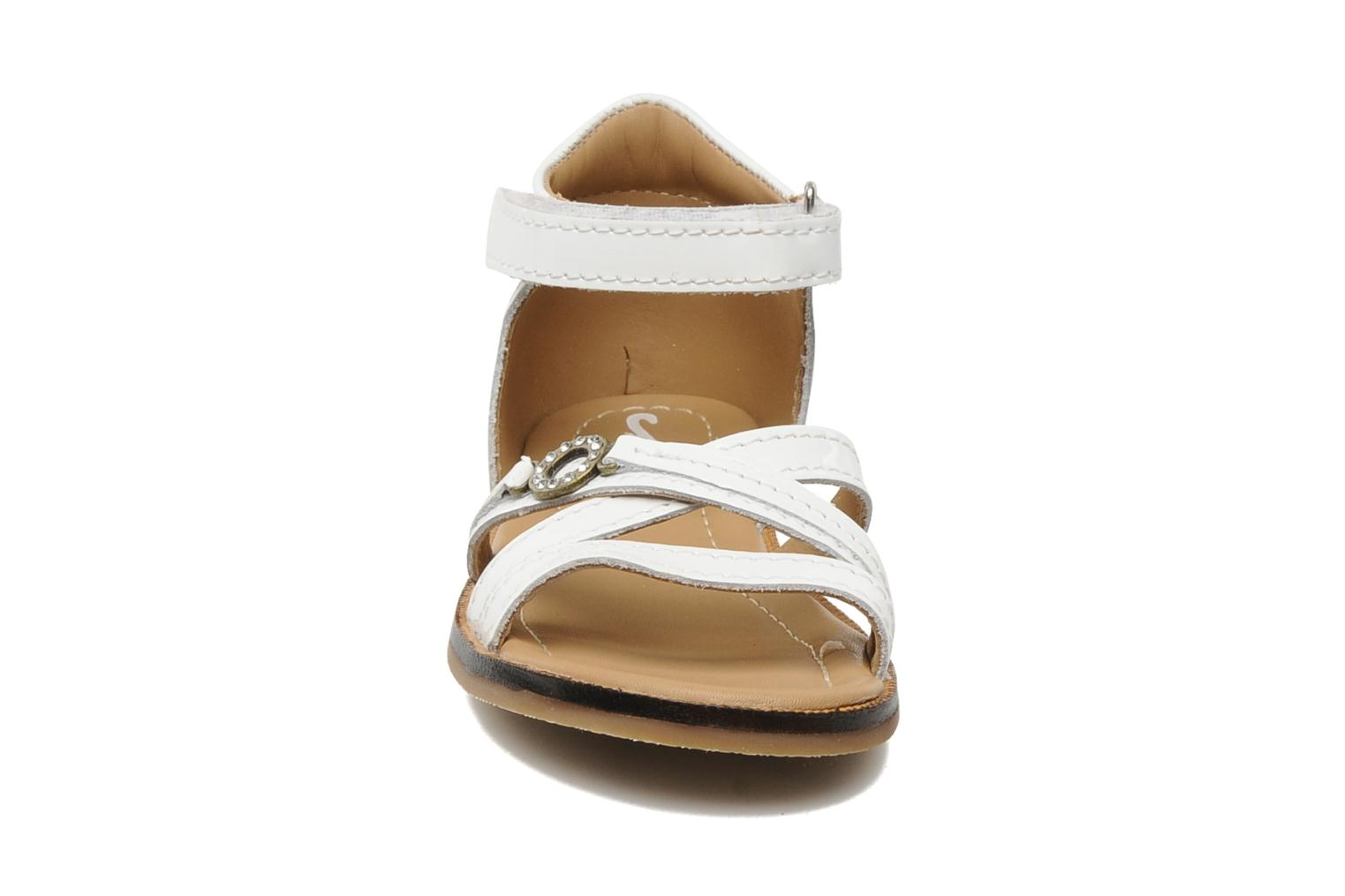 Sandals Mod8 Antrass White model view