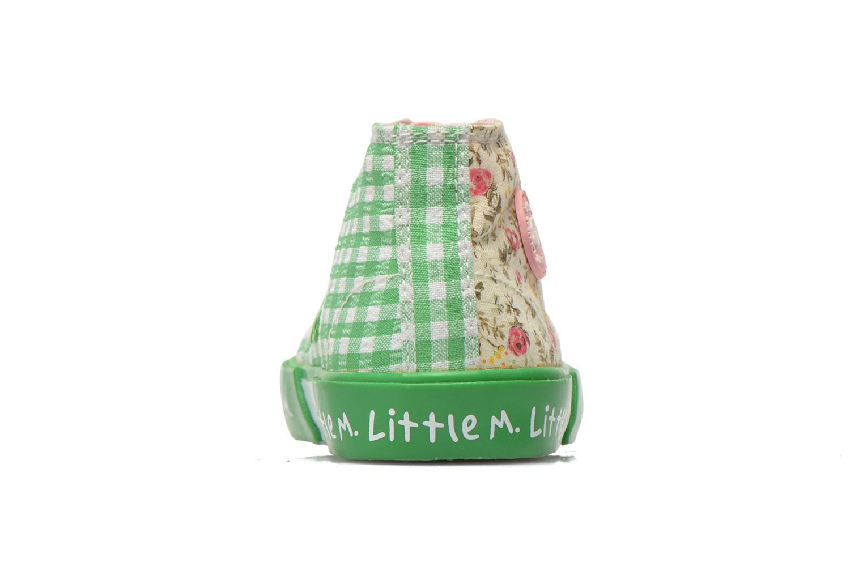 Camouflage Kaki Little Mary Little Basket (Vert)
