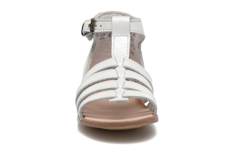 Sandaler Little Mary Hosmose Vit bild av skorna på