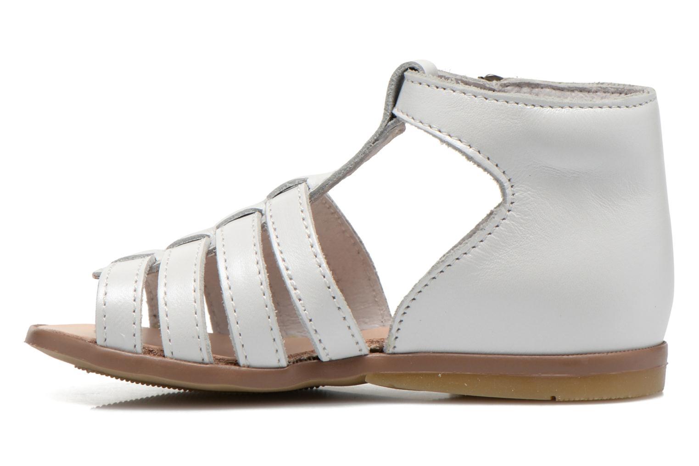 Sandalen Little Mary Hosmose Wit voorkant
