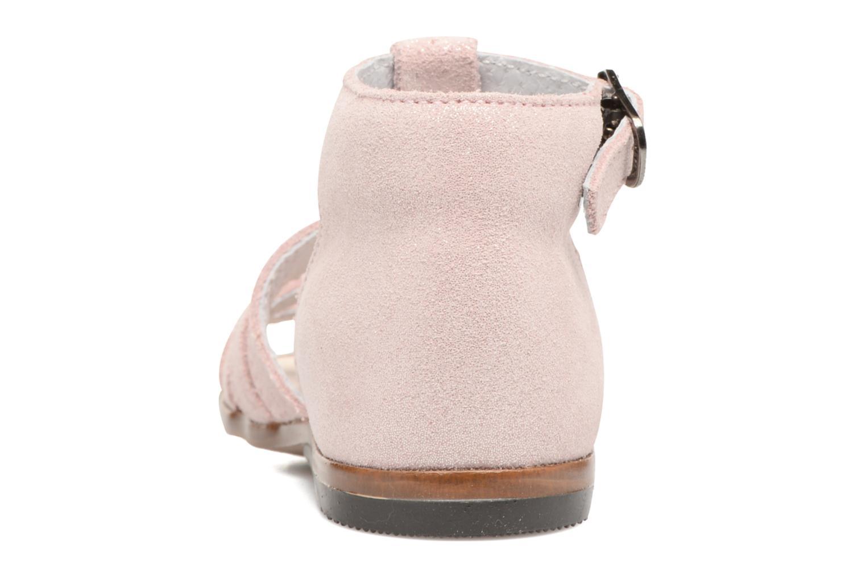 Sandalen Little Mary Hosmose Roze rechts