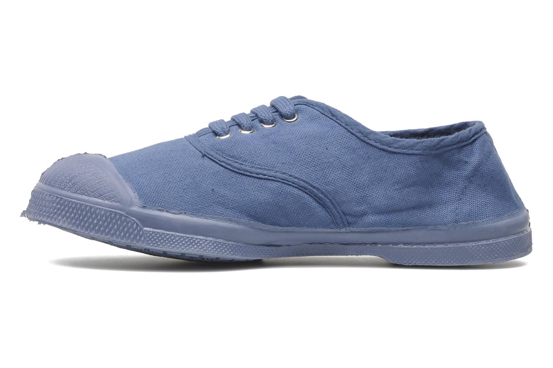 Sneakers Bensimon Tennis Colorsole E Blå se forfra