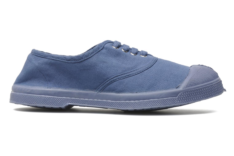 Sneakers Bensimon Tennis Colorsole E Blå se bagfra