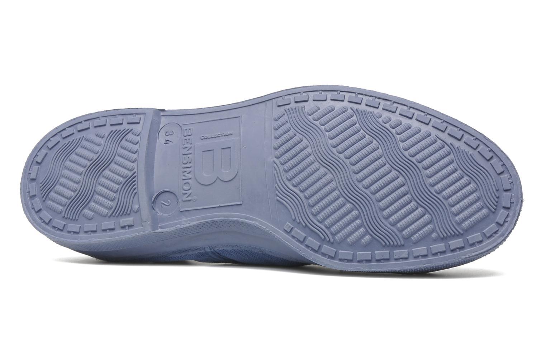 Sneakers Bensimon Tennis Colorsole E Blå se foroven