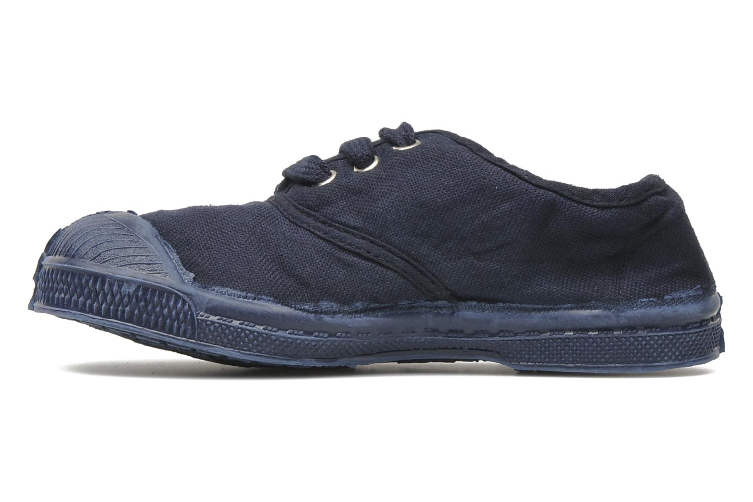 Trainers Bensimon Tennis Colorsole E Blue front view