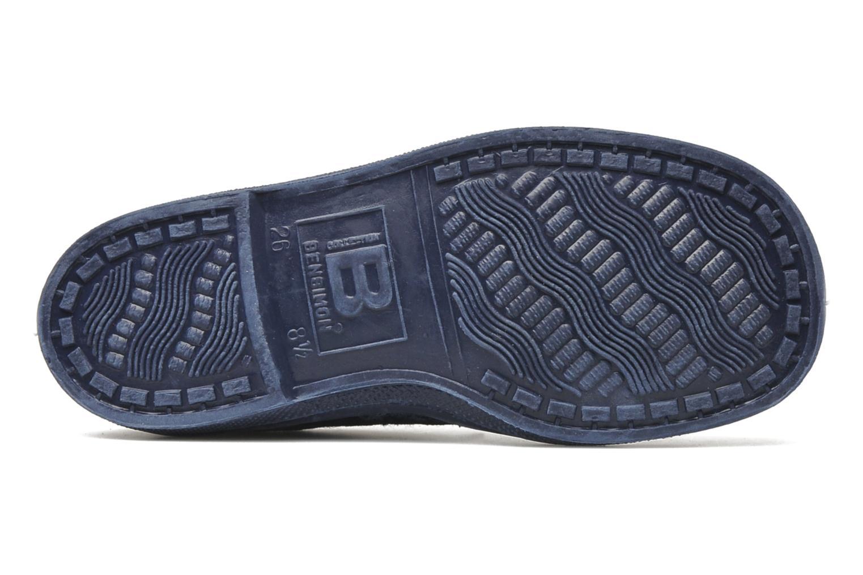 Sneakers Bensimon Tennis Colorsole E Azzurro immagine dall'alto