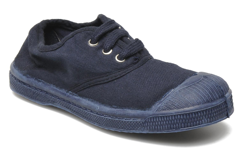Sneaker Bensimon Tennis Colorsole E blau detaillierte ansicht/modell