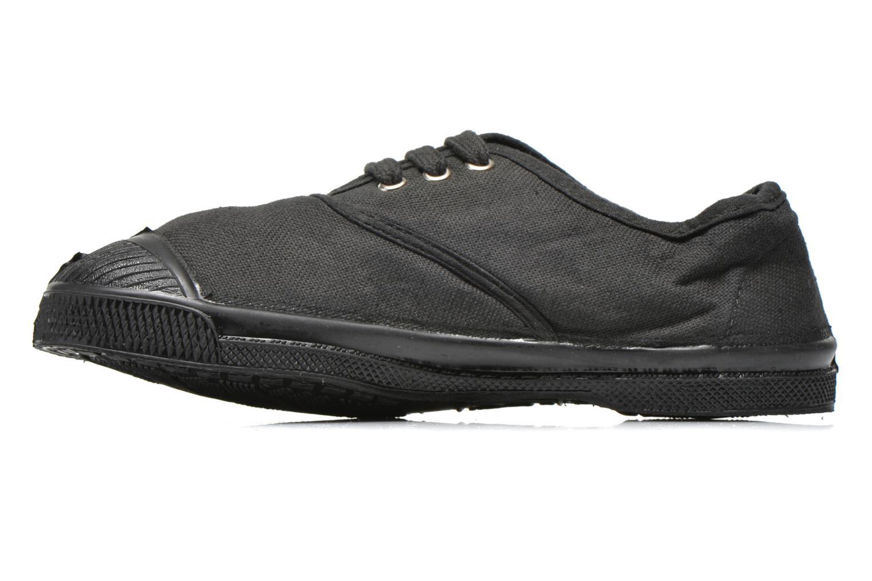 Sneakers Bensimon Tennis Colorsole E Zwart voorkant