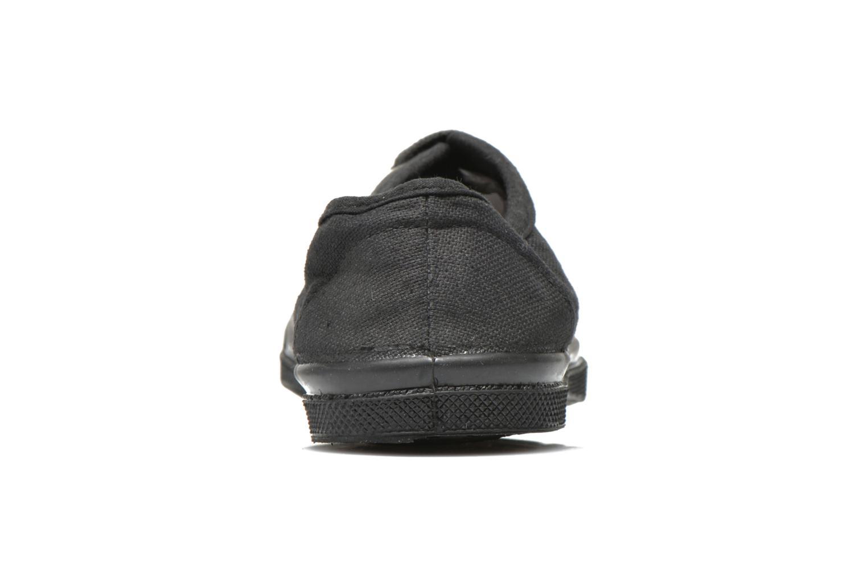 Sneakers Bensimon Tennis Colorsole E Zwart rechts