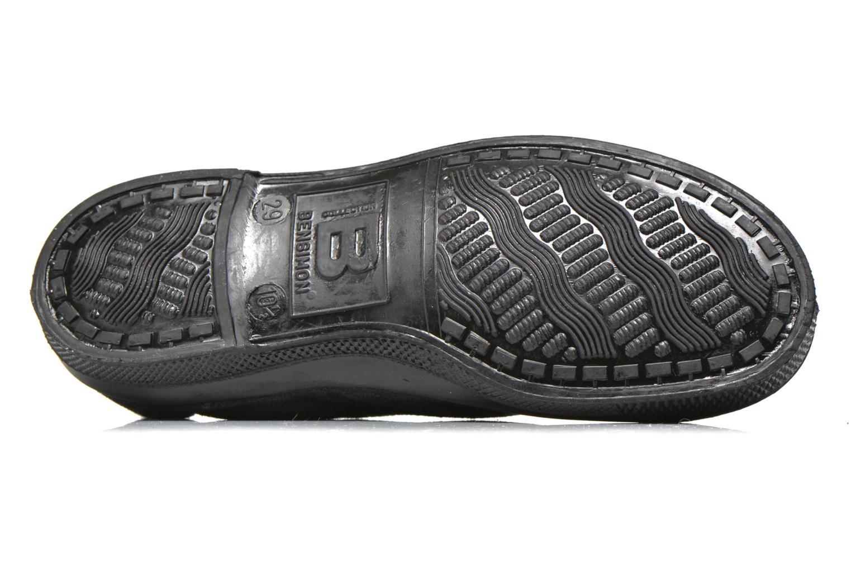 Sneaker Bensimon Tennis Colorsole E schwarz ansicht von oben