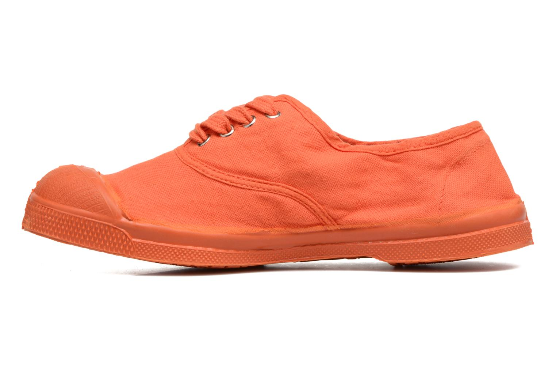 Trainers Bensimon Tennis Colorsole E Orange front view