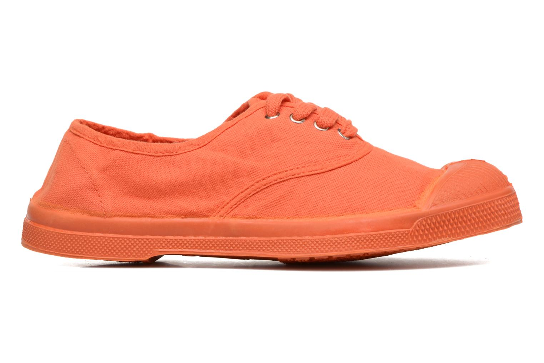 Sneakers Bensimon Tennis Colorsole E Oranje achterkant