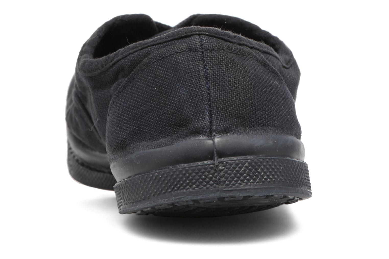 Sneakers Bensimon Tennis Colorsole E Blauw achterkant