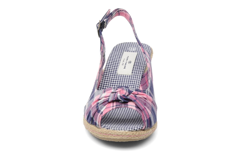 Espadrilles Tom Tailor Varese 0616200 Multicolore vue portées chaussures