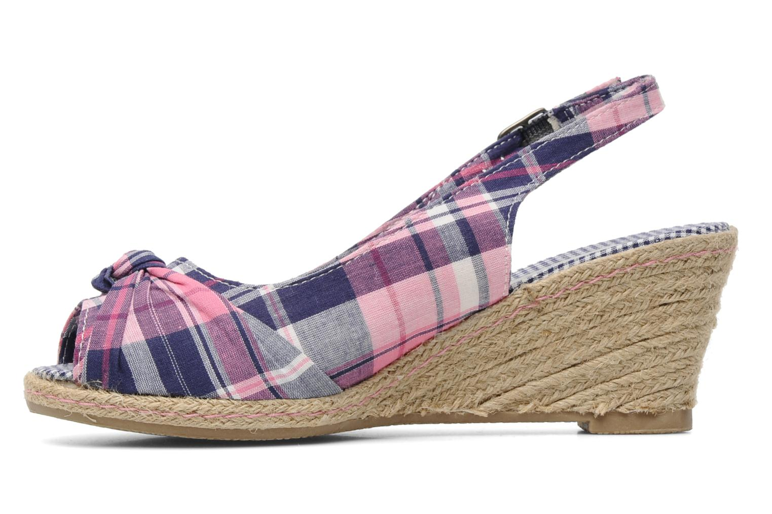 Espadrilles Tom Tailor Varese 0616200 Multicolore vue face