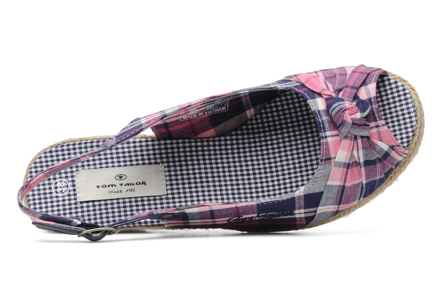 Varese 0616200 Navy/Pink Checker