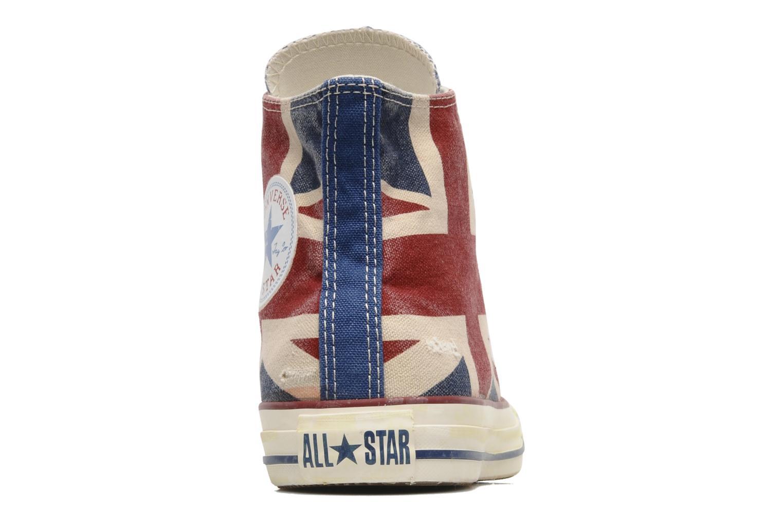 Chuck Taylor All Star Union Jack Hi M Blanc/bleu/rouge