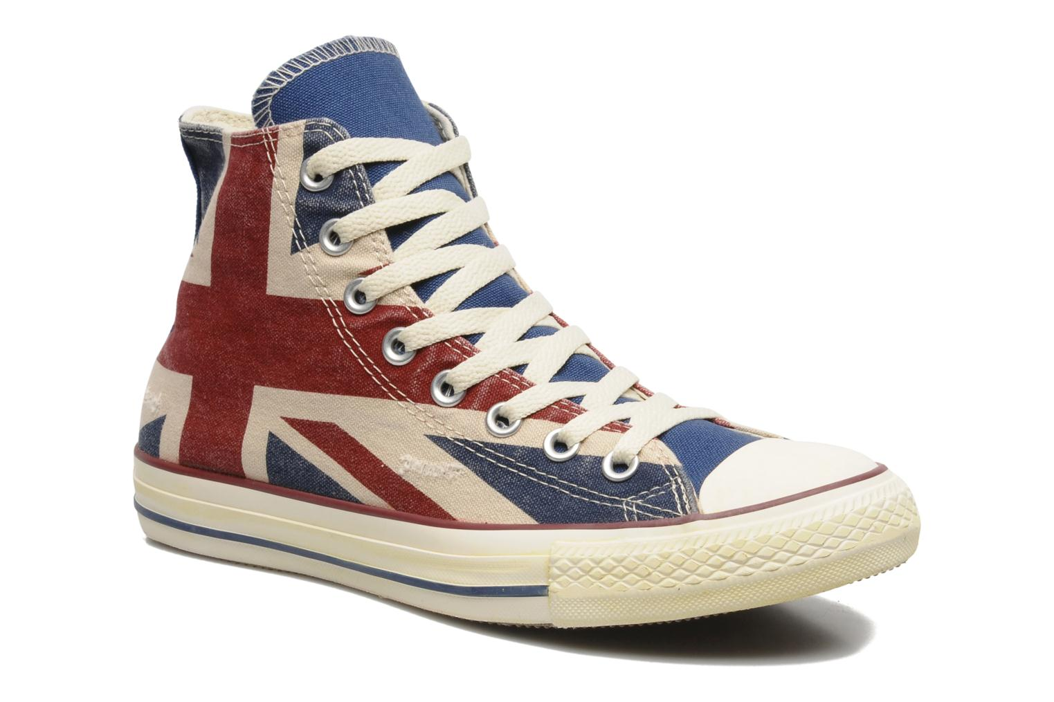 Trainers Converse Chuck Taylor All Star Union Jack Hi M Multicolor detailed  view/ Pair view