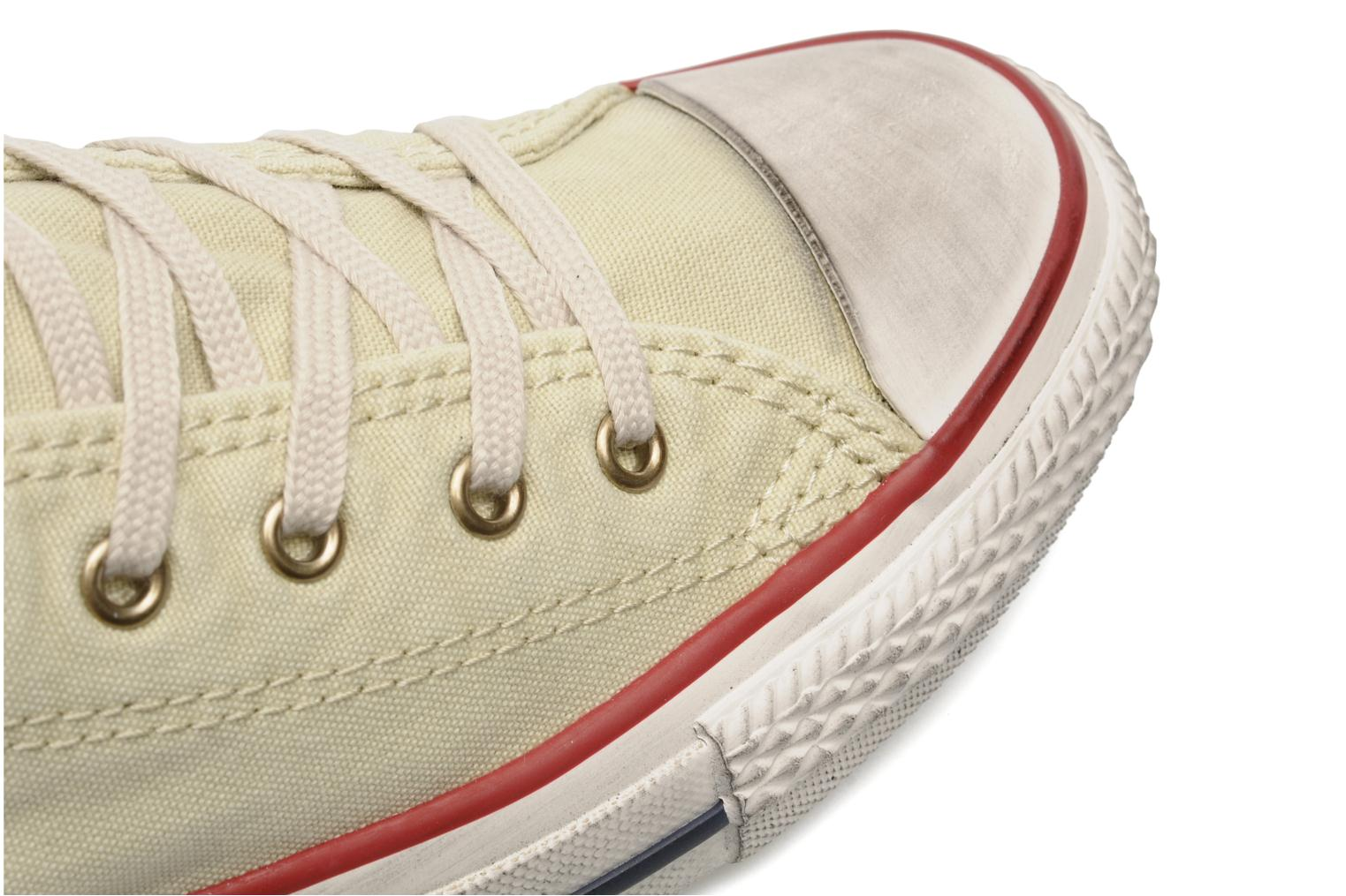 Sneakers Converse Chuck Taylor All Star Fashion Washed Ox W Beige 3/4'