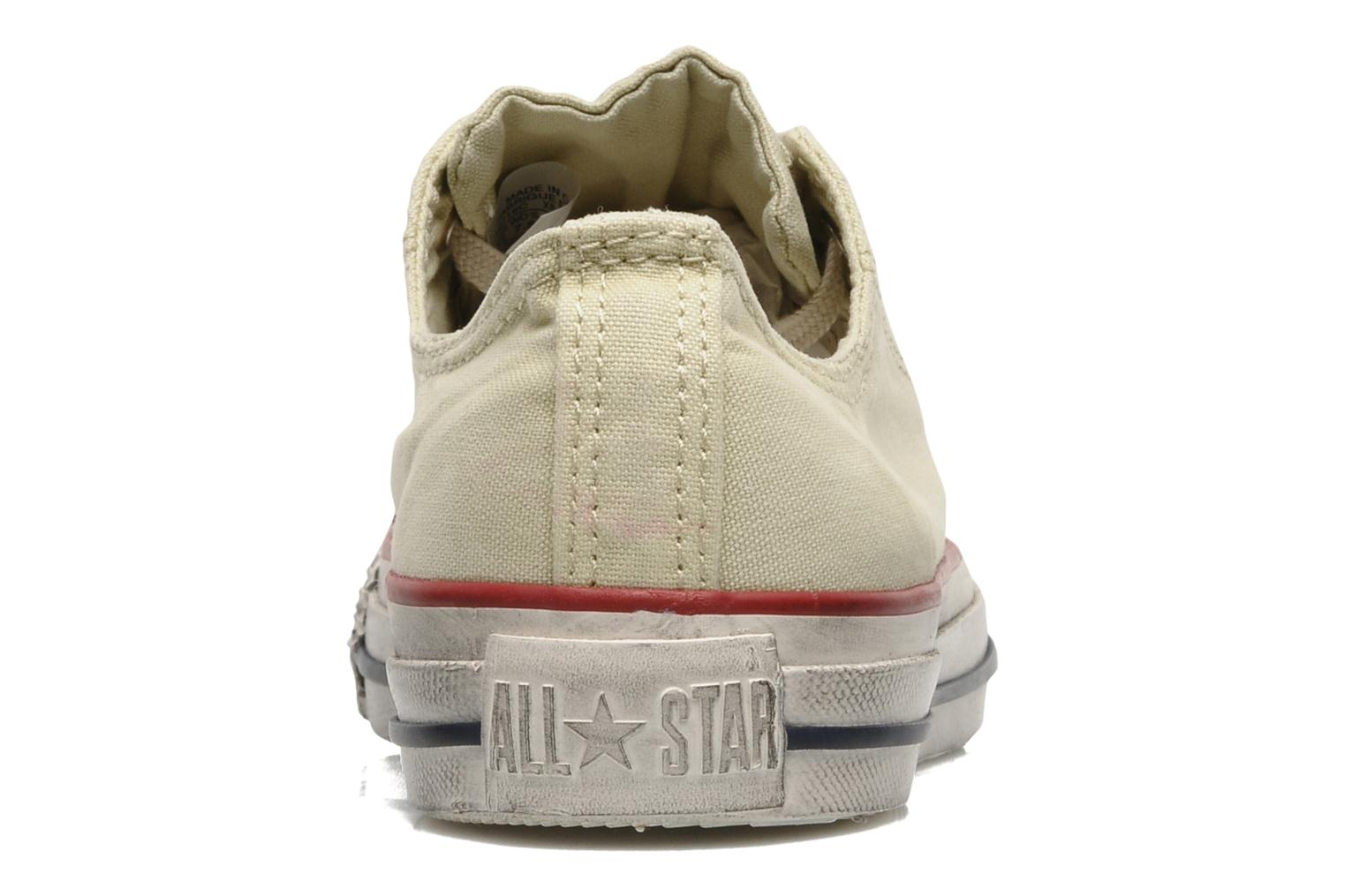 Sneakers Converse Chuck Taylor All Star Fashion Washed Ox W Beige rechts