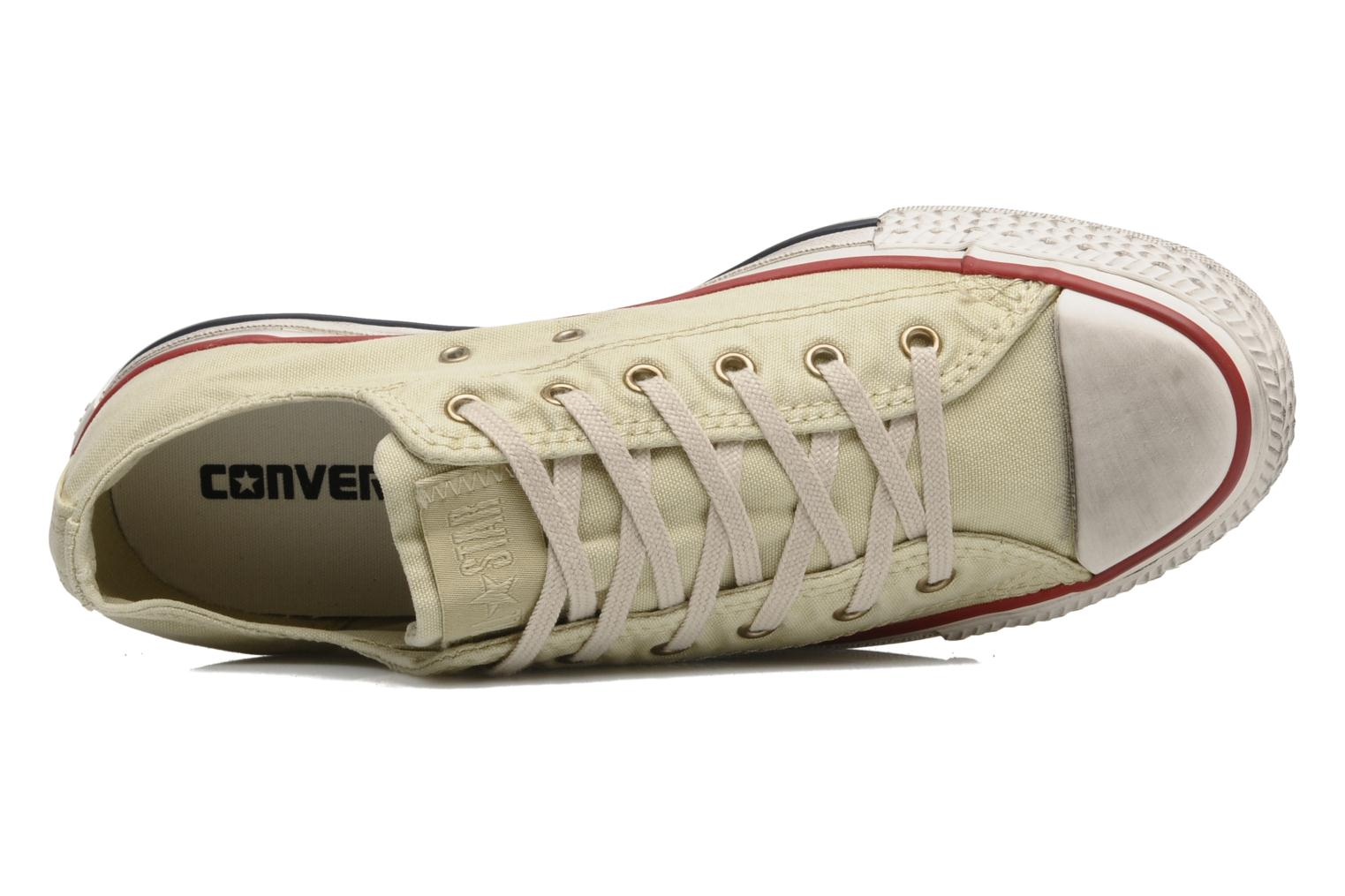 Sneakers Converse Chuck Taylor All Star Fashion Washed Ox W Beige links