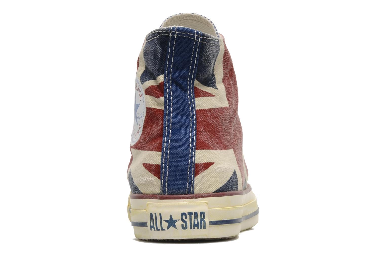 Chuck Taylor All Star Union Jack Hi W Blanc/bleu/rouge