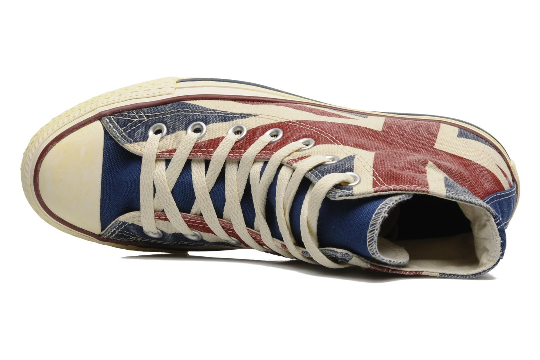 Sneakers Converse Chuck Taylor All Star Union Jack Hi W Multi se fra venstre