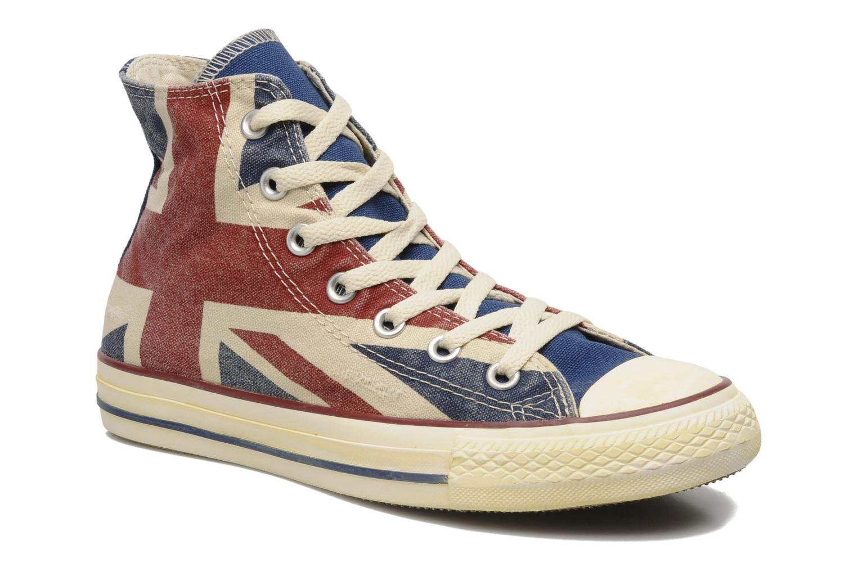 Sneakers Converse Chuck Taylor All Star Union Jack Hi W Multi detaljeret billede af skoene
