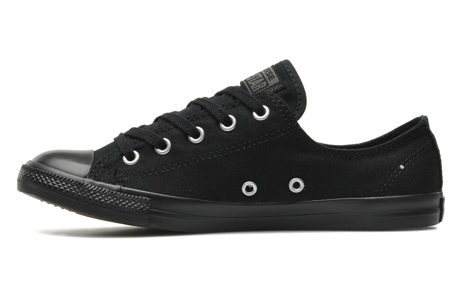 All Star Dainty Canvas Ox W Noir mono