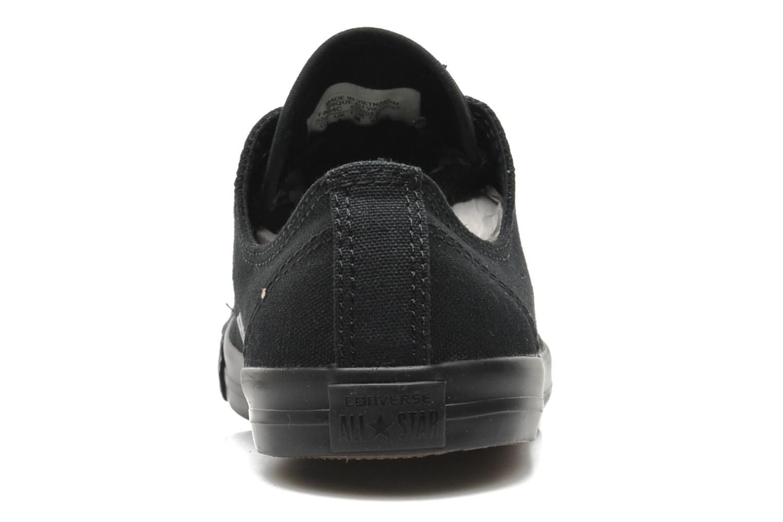 Sneaker Converse All Star Dainty Canvas Ox W schwarz ansicht von rechts