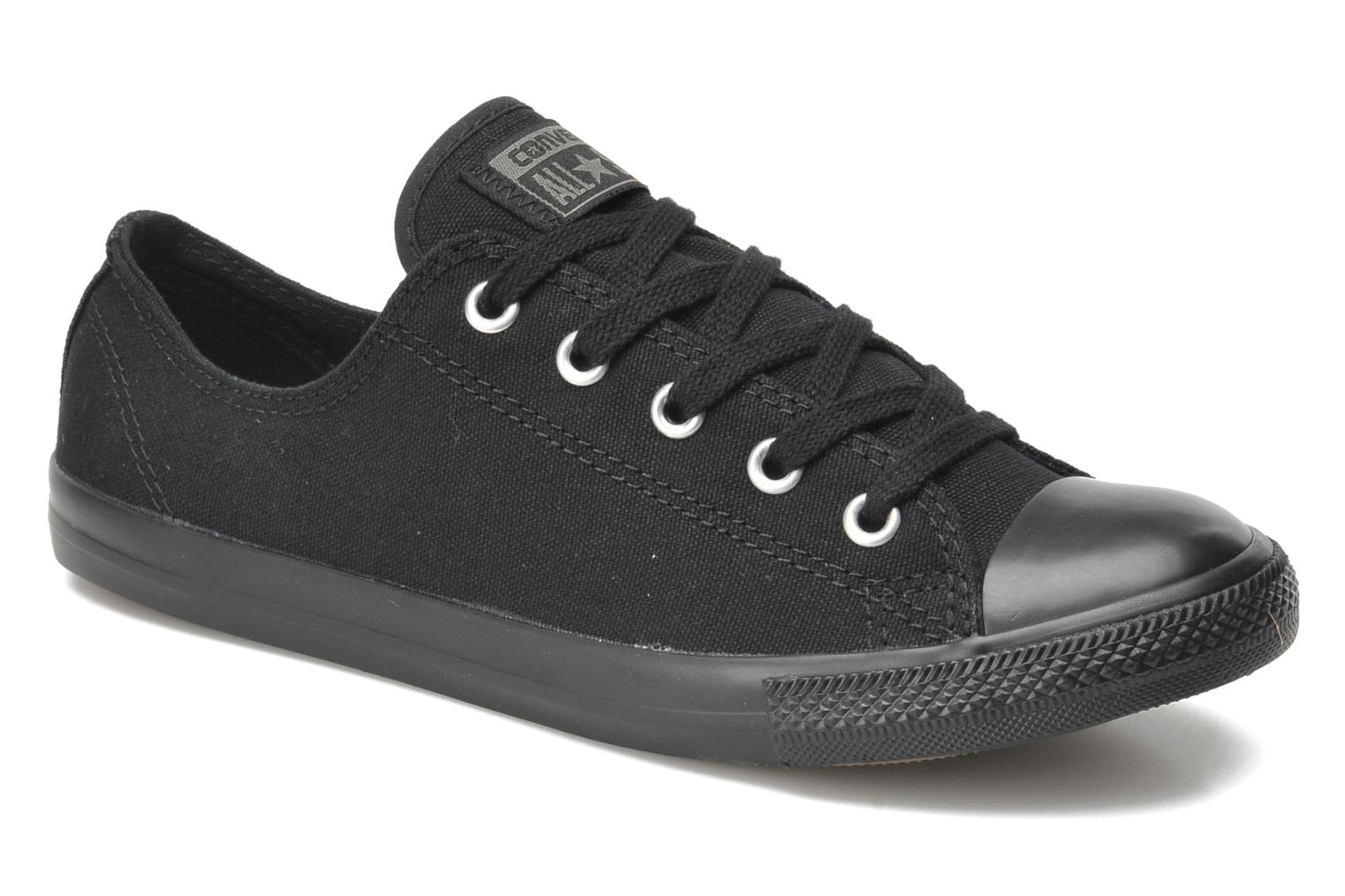 Converse All Star Dainty Canvas Ox Negro 2WkR0gOB