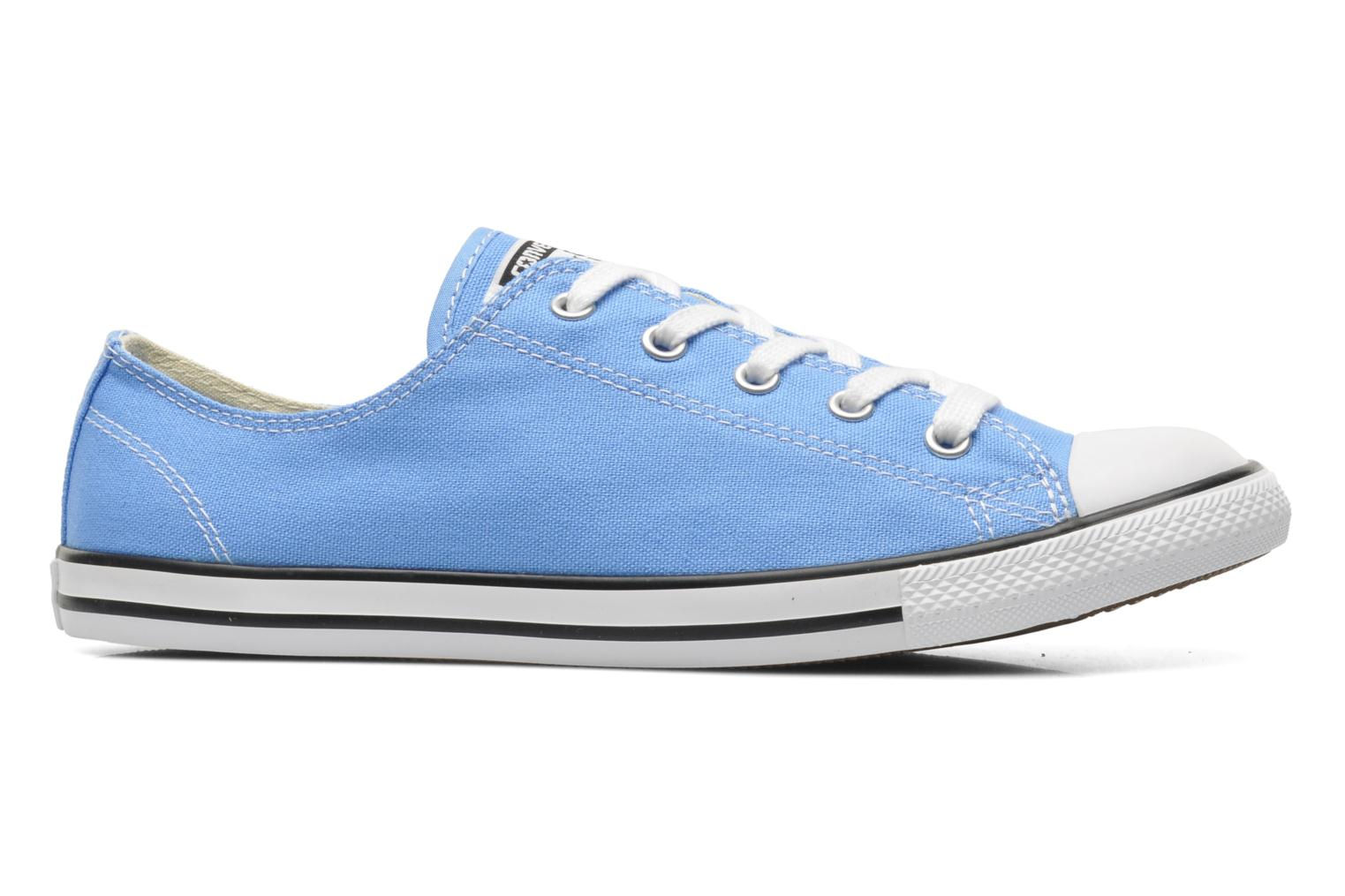 Sneakers Converse All Star Dainty Canvas Ox W Blauw achterkant